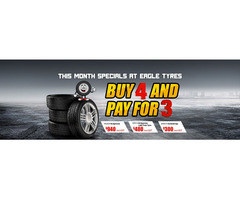 Best Wheel & Tyre Packages Sydney | Prime Wheel & Tyre Dealer Granville