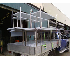 Naimac pty ltd stainless racks and benches  0409621799