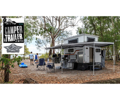 Kelly Campers: The best Aussie made camper trailers for sale.
