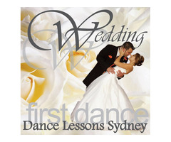 Wedding Dance Lessons Sydney