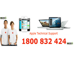 Dial 1800-832-424 for Apple Tech Support Services