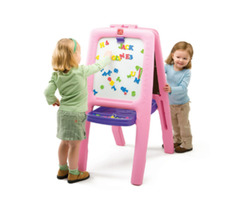An Educational Art Easel That You Should Purchase For Your Kids!