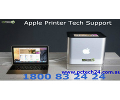 Call @ 1800 832 424 for Apple Printer Tech Support