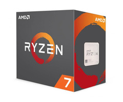 AMD RYZEN 7 1800X: 8 Core, 16 MB Cache, 3.60GHz