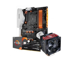 AMD Ryzen 7 1700X Upgrade Pack, with Gaming 5 Motherboard, 8GB DDR4 RAM