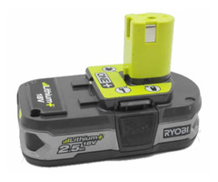 RYOBI P108 ONE+ Plus 18V 2.5AH LITHIUM-ION BATTERY RB18L25