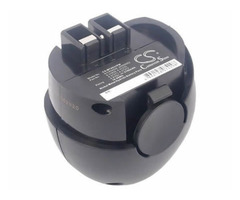 Battery For Metabo 4.8V Screwdriver 1.3Ah Ni-Cd PowerMaxx 6.31858 6.27270