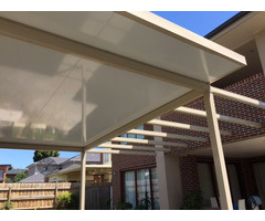 Create Amazing Outdoor Living Space with Stratco Insulated Roofing