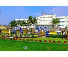 Luxury hotels puri beach | Private Beach hotel in Puri |  Wedding Party Hotels in Puri