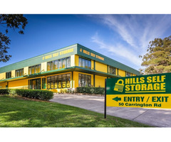 Safe & Secure Self Storage in Sydney