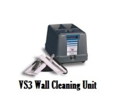 wall cleaning unit
