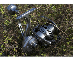 Bulldog 6000 spinning reel