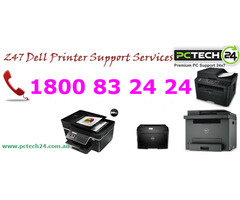 Call us @ 1800 832 424 for Dell Printer Support Services