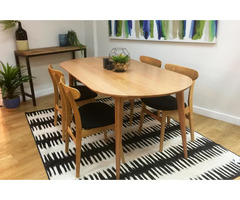 Custom Made Timber Dining Tables Manufacturer in Melbourne