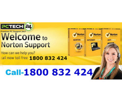 Call at 1800 832 424 for Norton Tech Support Services
