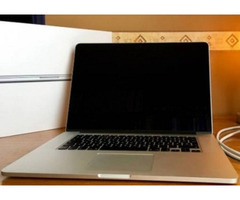 "15.4"" Apple Macbook Pro 2015 for very cheap price! Free shipping!"
