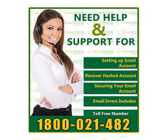 Email Customer Support number +1800-021-482