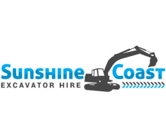Sunshine Coast Excavator Hire