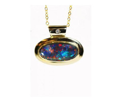Buy Online Opals Earrings, Necklaces, Pendants & Rings Sydney