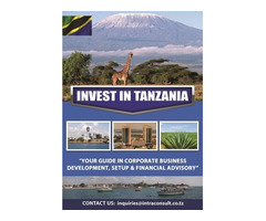 Invest Now in Tanzania