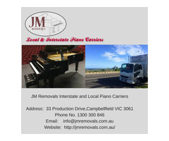 Piano Carriers Melbourne