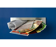 Leaflet Distribution - Canberra's Best Advertising Material