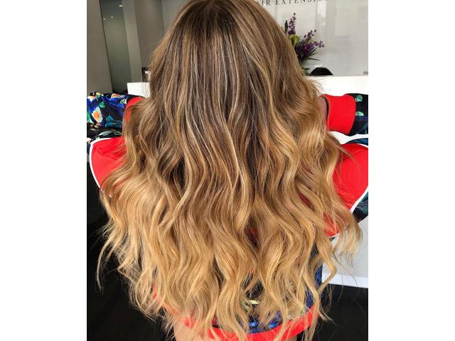 Virgin Hair Extensions in Melbourne - 2
