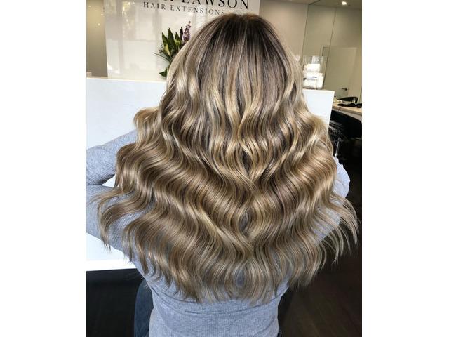 Virgin Hair Extensions in Melbourne - 3