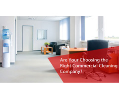 Get Commercial Cleaning Services in Sydney - 24*7 Available