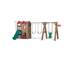 Grab These High Quality And Safe Outdoor Swing Sets At Step2 Direct!