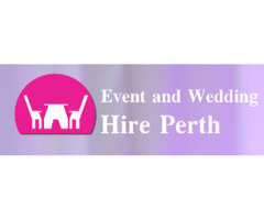 Wedding Prop Hire