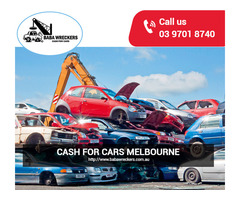 Car Removal in Melbourne