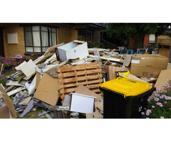 Melbourne rubbish removal