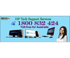 Dial 1800 832 424 for HP Technical Support
