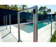 Semi Frameless Pool Fencing - Jumbuck Pool and Home Fencing