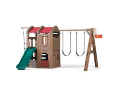 Want The Best For Your Kids? Avail These Kids Outdoor Playhouse Now!