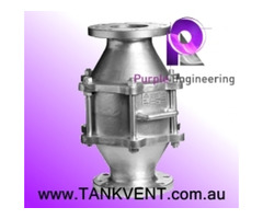 Find Range of Tank Venting Safety Equipment in Australia