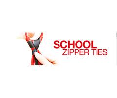 Australian Zipper Ties