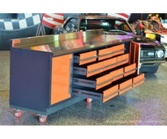 Gold Coast Trolleys - Robust Work Benches And Cabinets