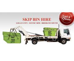 Brisbane Skip Bins - Truckin Rubbish