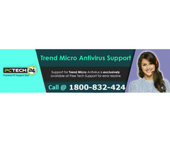 Dial  +1-888-483-3317  For Trend Micro Technical Support