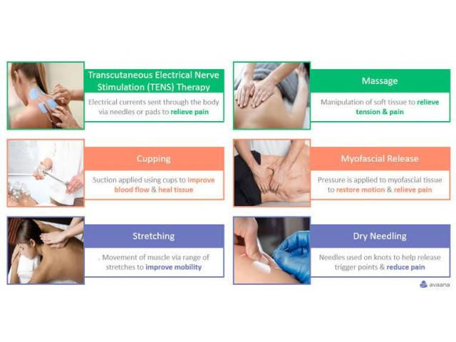 Book Myotherapy services Melbourne Online - 1