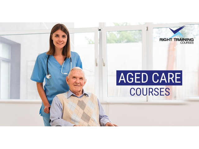 Why should anyone look for Aged Care Courses – For Amazing Career - 1
