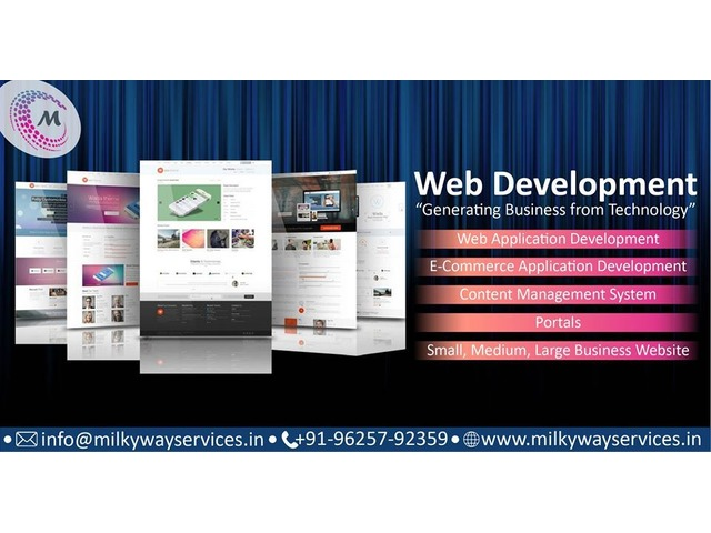 Web Application Development Company In Delhi Ncr - 1