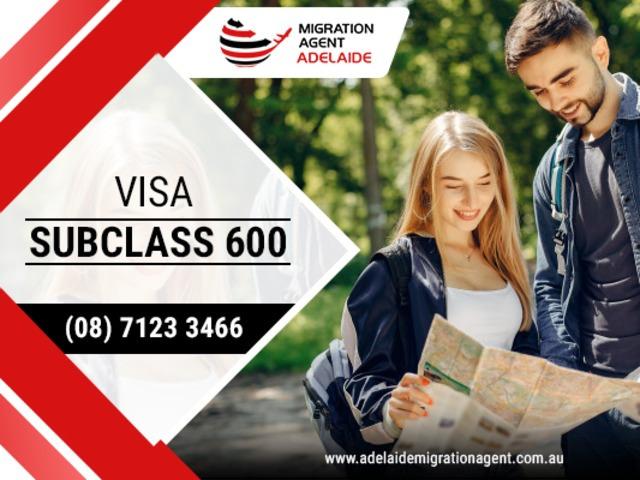 Visitor Visa 600 | Migration Agent in Adelaide - 1