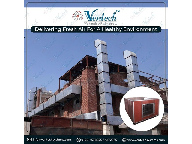 Delivering Fresh Air For A Healthy Environment - 1