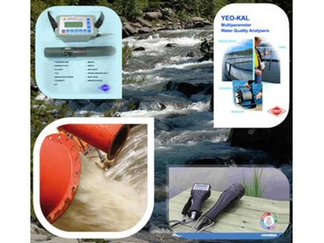 Water Quality Monitoring Equipment | 07 5492 2886 - 1
