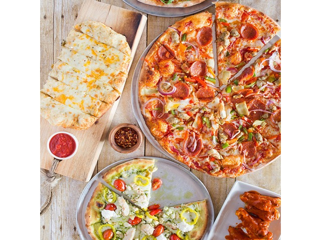 Order yummy Pizza at Exotic Pizza Pasta and Kebab-Deer Park - 5% OFF - 2