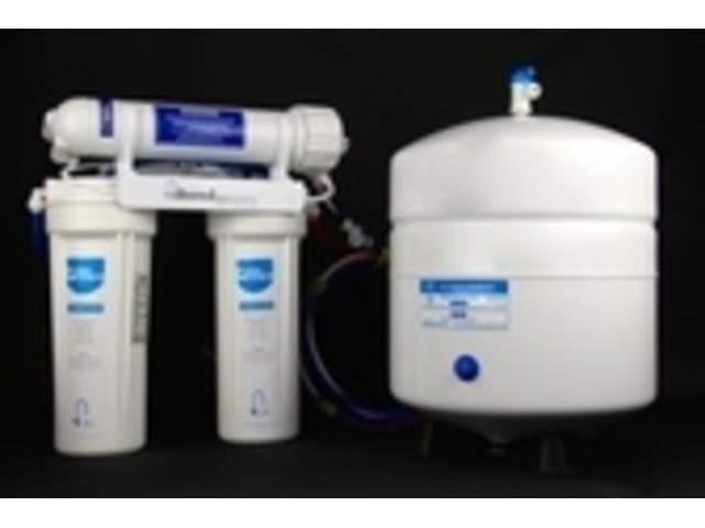 3 stage reverse osmosis - 1