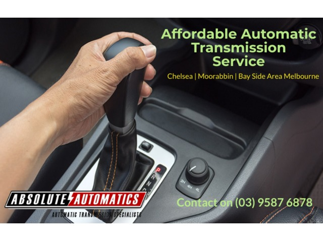 Quality Automatic Transmission Service in Chelsea - Absolute Automatics - 1